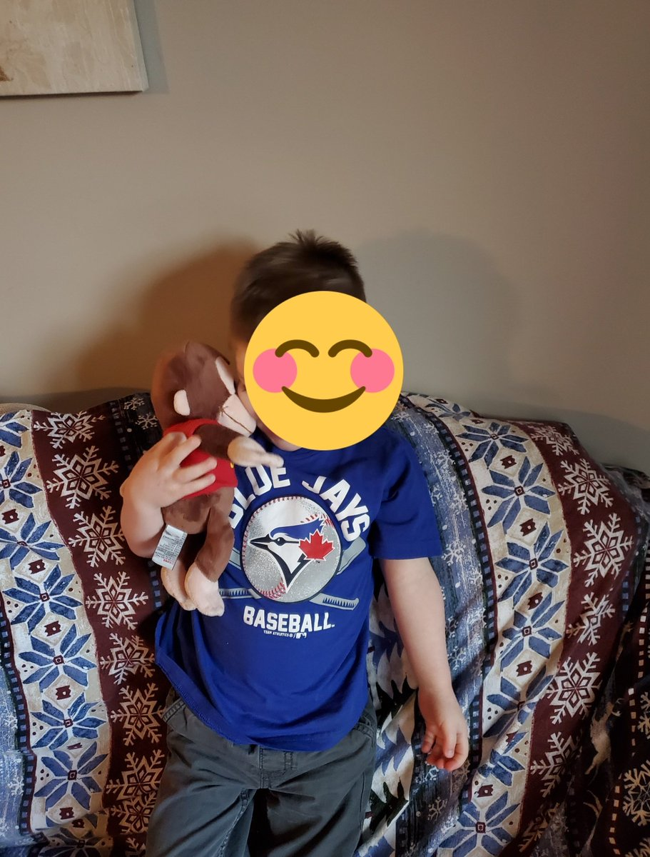 Happy #OpeningDay #OpeningDayAtHome.  Was supposed to be baseball day at Daycare but since we are all #StayHomeStaySafe we are celebrating it here.  @BlueJays Fans 4 Life. @MLB @MLBTheShow @Cut4 https://t.co/iZ3IkGC2Xh