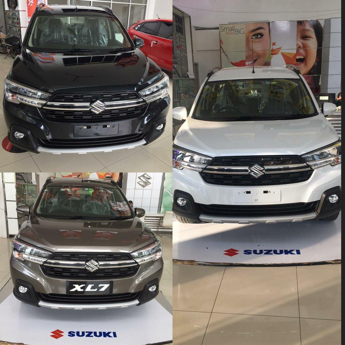 Ready Stock Suzuki XL7 RP 215 Juta  Tipe Zeta & Beta: ✓ Putih ✓ Hitam ✓ Magma Grey Tipe Alpha : Indent  AZIZ 0811 9166 236 Melayani Area JADETABEK  #xl7 #suzukixl7 #jualmobil #promosuzuki #malamjumat #KamisanOnline
