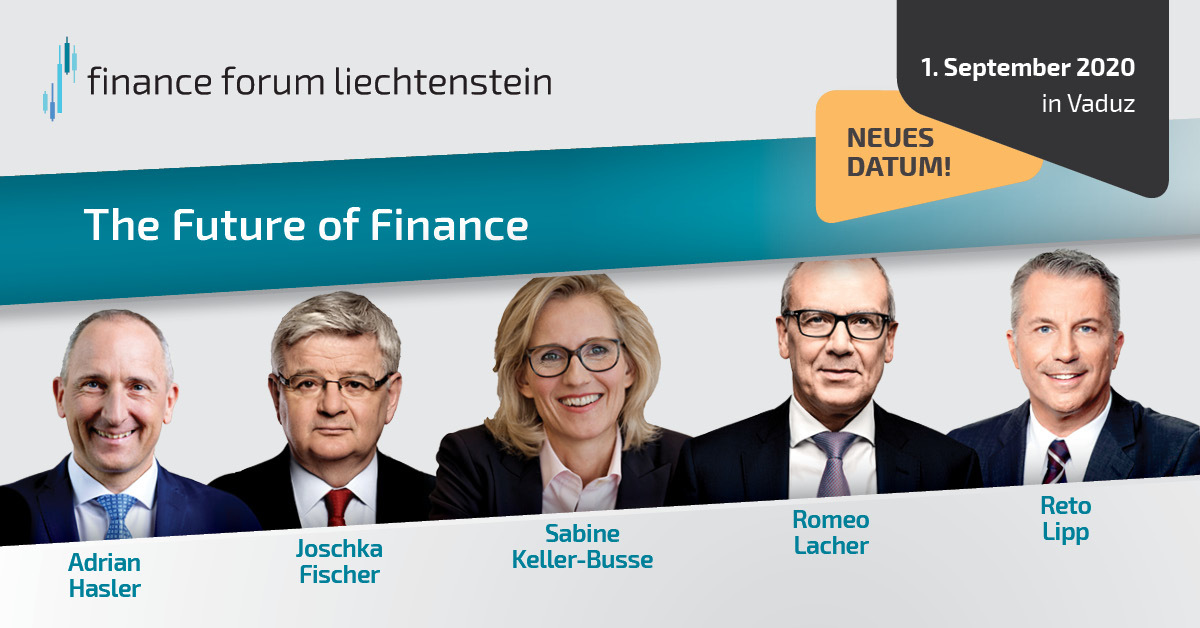 "Due to the current situation surrounding the #coronavirus, the @FinanceForumLI will now take place on 1 September in #Vaduz. Learn more about how to ""Boost your #blockchain business"" in our workshop at this year's @FinanceForumLI – get your ticket on https://t.co/EBlFB4KBTU"