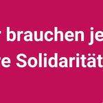 Image for the Tweet beginning: #AUFRUF: Für uns ist die