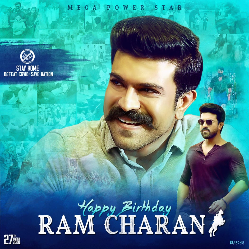 Happy Birthday Mega Power Star Photo