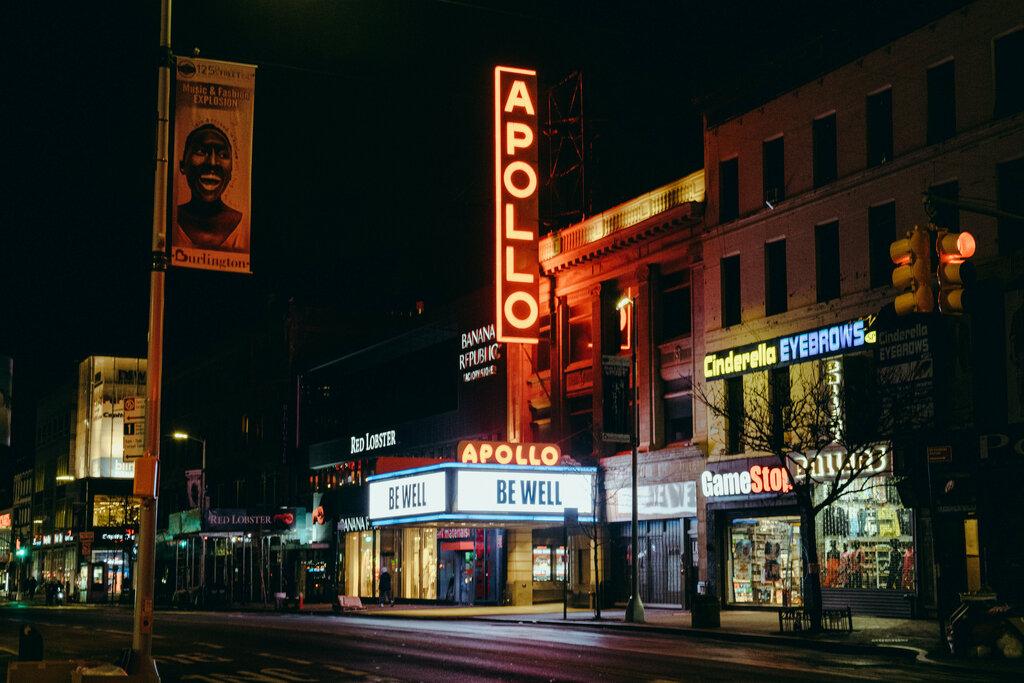 Apollo amateur night magic