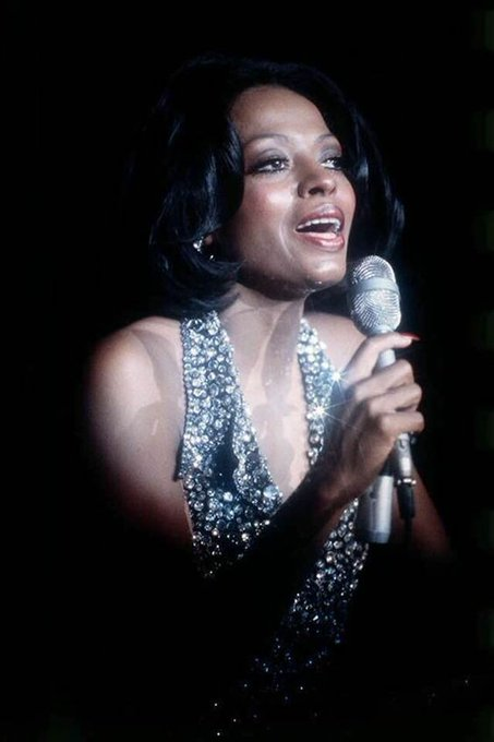 Happy 76th Birthday to music, film and fashion icon Diana Ross!