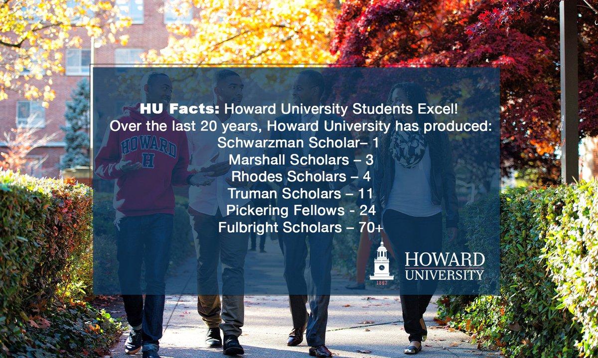 @HowardU's photo on Howard University