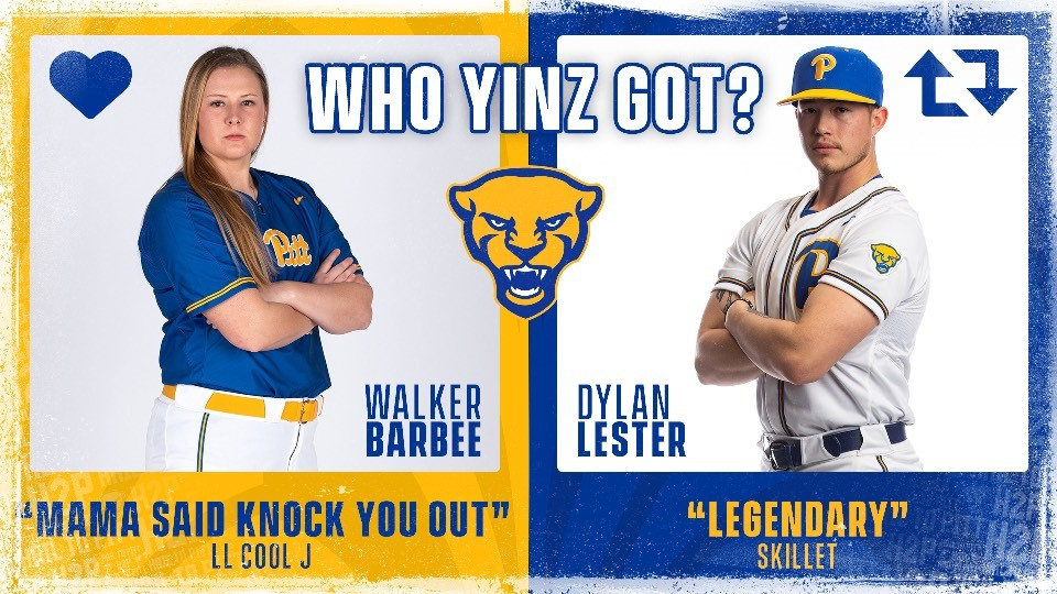 Mama said Who Yinz Got? 🎶  @BarbeeWalker and @llcoolj's hit Mama Said Knock You Out take on @DylanLester36 and @skilletmusic's song Legendary.  Click here to listen to all of the songs in the challenge: http://spoti.fi/2UDX5zk  Like 💙 for Walker, retweet 🔁 for Dylan  #H2P