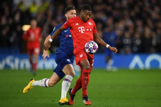 #Alaba changing agents to facilitate move from #Bayern, #Juve monitoring: the details dlvr.it/RSbsbl