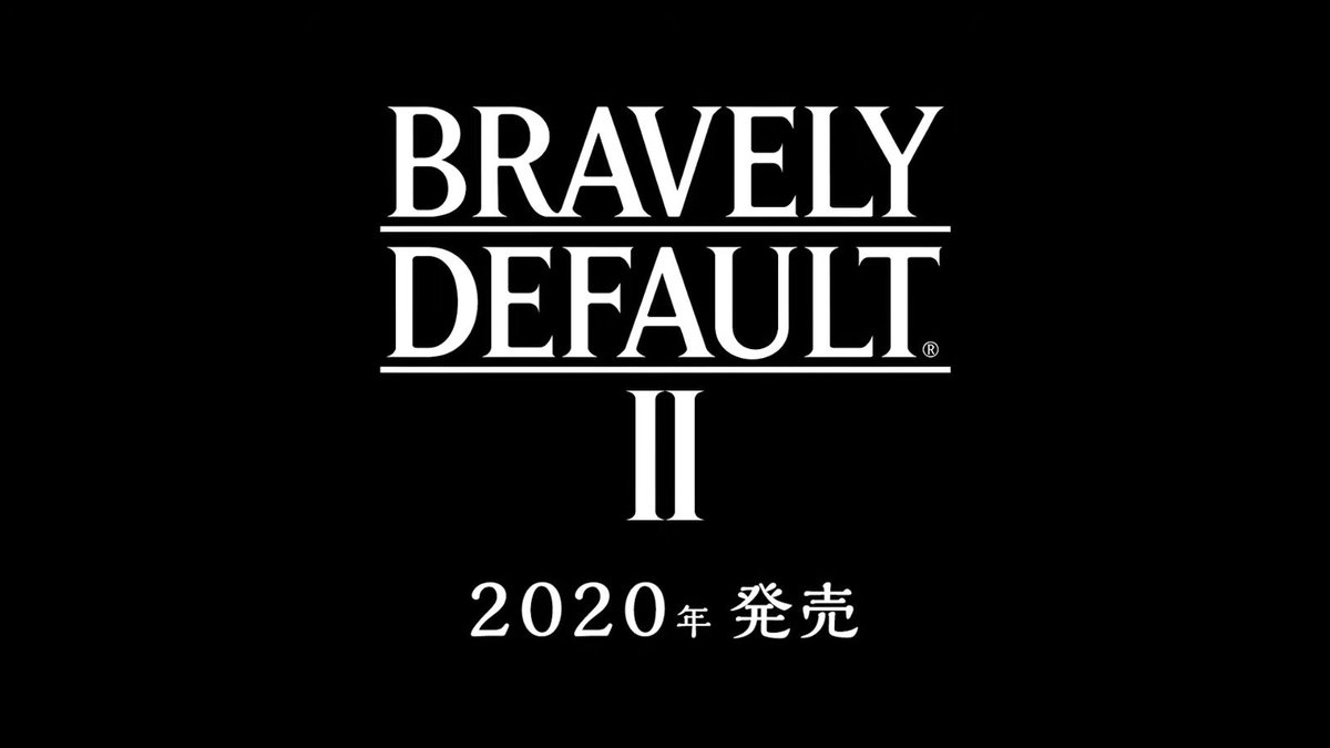 test ツイッターメディア - 「ブレイブリーデフォルト II」,4人のキャラクターとゲームシステムを紹介する映像が公開。先行体験版が配信中 https://t.co/QnVQq2lz1p https://t.co/gxQcu9A4Ox