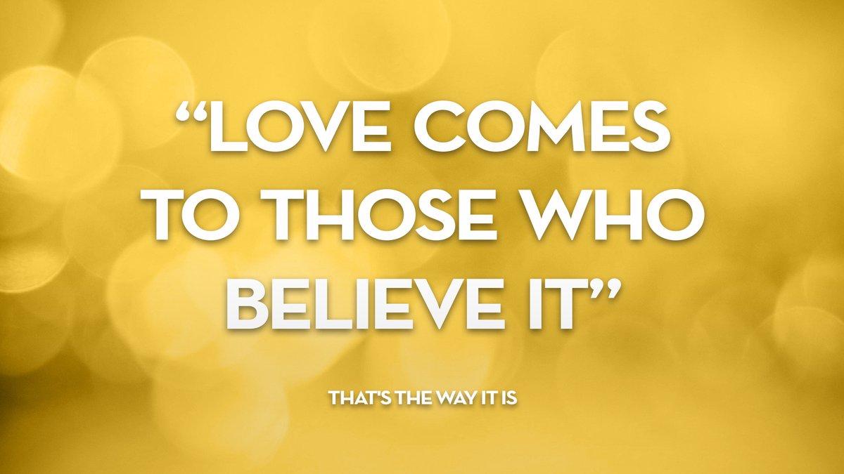 'Don't give up on your faith' 😉✨ -Team Celine #CelineSongs #ThursdayWisdom 👉🏼 smarturl.it/CDThatsTheWayI…