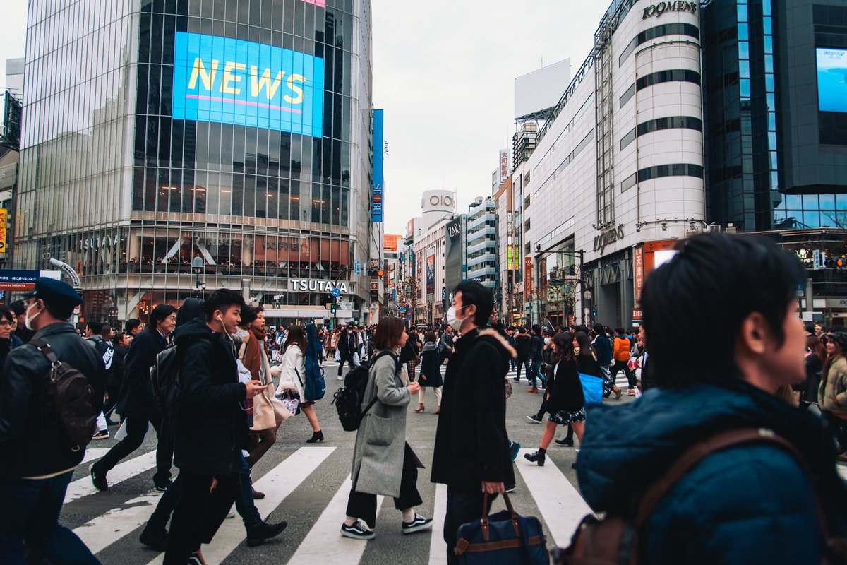 Shibuya roll call | #tokyo pic.twitter.com/TOfHcs7zED