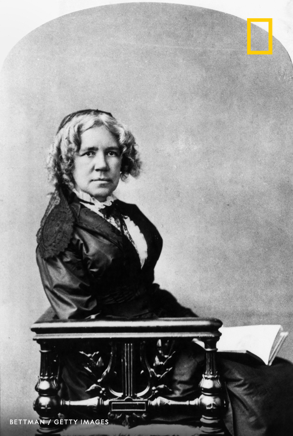 Maria Mitchell, the first person to discover a comet by telescope, was not only an advocate for women in science, but also an abolitionist and a suffragist. #WHM2020