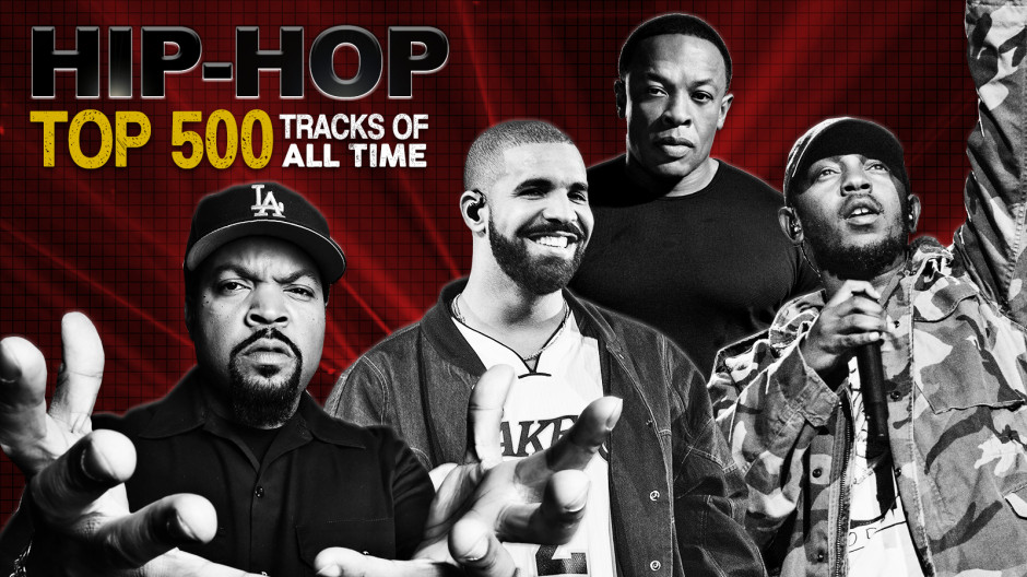 We're counting down 500 of the best hip-hop tracks all week! Find out more: siriusxm.us/hiphop500 🎶