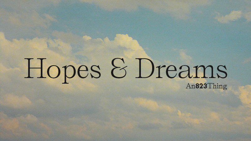 Become a member of the Hopes & Dreams Photo Club - patreon.com/always823 Let's create together.