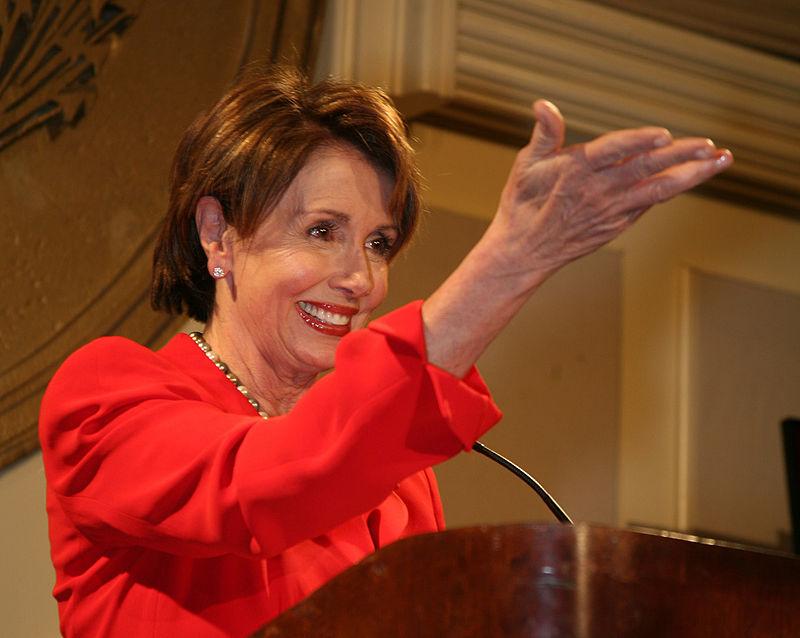 Happy birthday, Nancy Pelosi!