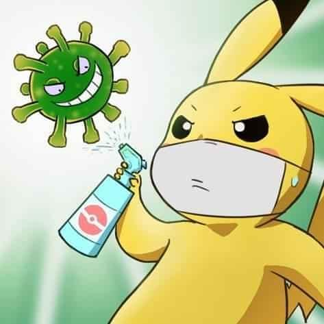 Let's fight corona virus  ------------ #pokemon #pokemondrawing  #pokemoncommunity #pomemontrainer #pokemonredandblue #pokemonfanart #pokemonfanarts #pokemonfandom #pokemongo #pokemonredandblue #pokemondiamondandpearl #pokemonblackandwhite #FightCOVID19 #Coronapic.twitter.com/4v87vI1YNz