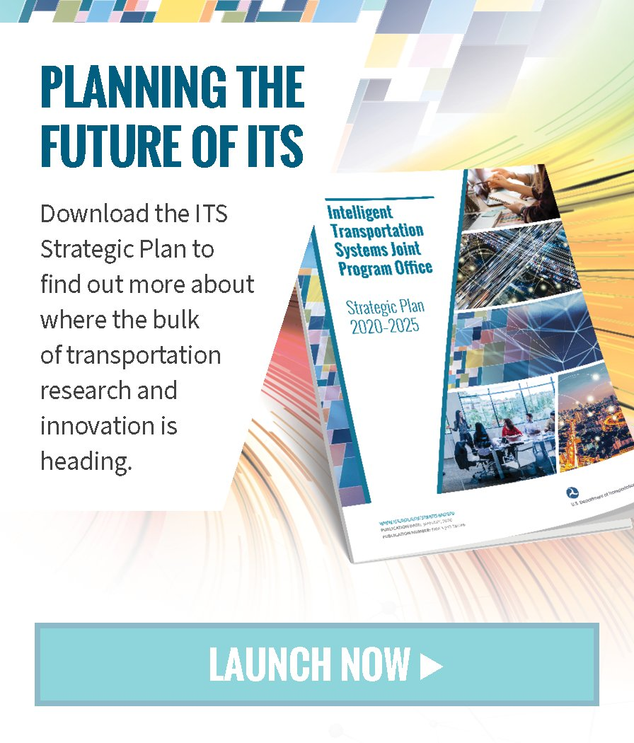 Make sure you check out the new ITS JPO Strategic Plan. Tomorrow is the last day to provide your comments on our research, strategies, and goals for the first half of the decade. Learn more about how we are helping to shape the #FutureofTransportation. https://www.its.dot.gov/stratplan2020/ pic.twitter.com/q7JlI6ep1r