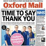 Image for the Tweet beginning: .@TheOxfordMail has launched an appeal