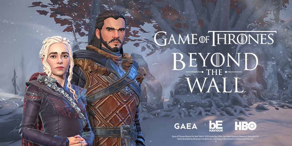 """Game of Thrones Beyond the Wall on Twitter: """"Lord Commander, Game of  Thrones Beyond the Wall is now available on Apple devices. Download the  game to claim your pre-registration rewards! Game of"""