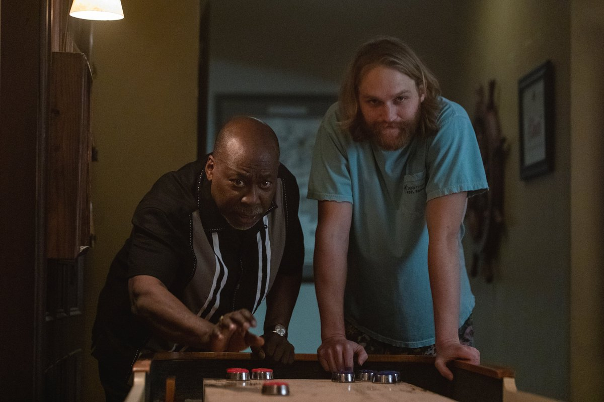 In today's edition of the @Lodge49 Rewatch, @JohnEBetancourt breaks down how 'The Slide' reminds us to let loose and live in the moment! #Lodge49 #Lodge49Forever #DrynxWithLynx
