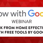 """Image for the Tweet beginning: Free Webinar """"Work From Home"""