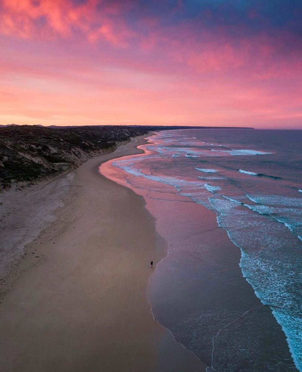 test Twitter Media - Today we're dreaming about the wild waters and golden sands of the South Gippsland coastline in Venus Bay. 📸 via IG/mygippsland. https://t.co/2AN8BZulnd