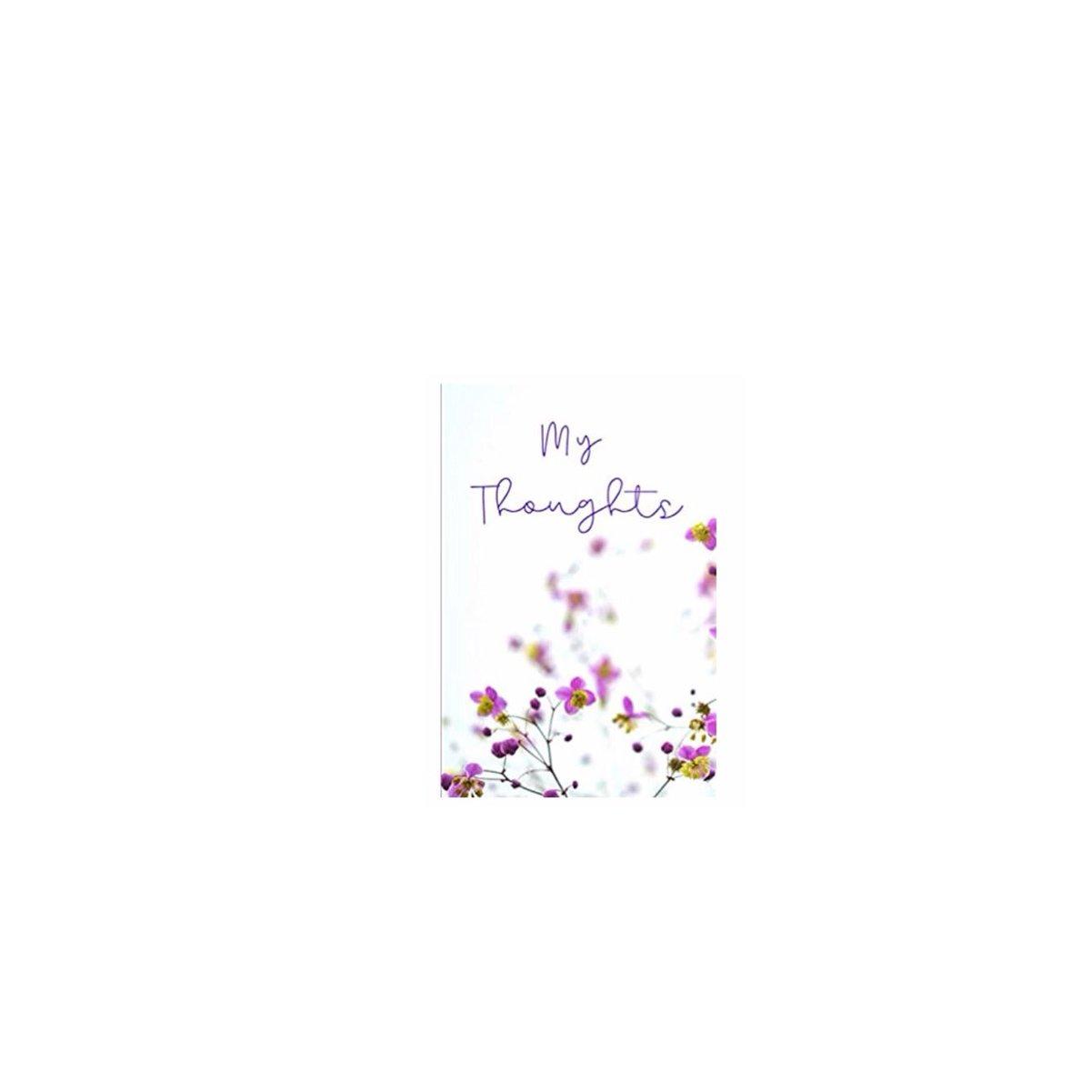 My Thoughts:  via @amazon #quotes #journal #lifestory #mythoughts #mylife #COVID #QuarantineAndChill #diaries #FindYourself #QuarantineActivities #MothersDay #writerscommunity #lockdown #FlattenTheCuve #stayhome #coronavirus #activities #activitybooks