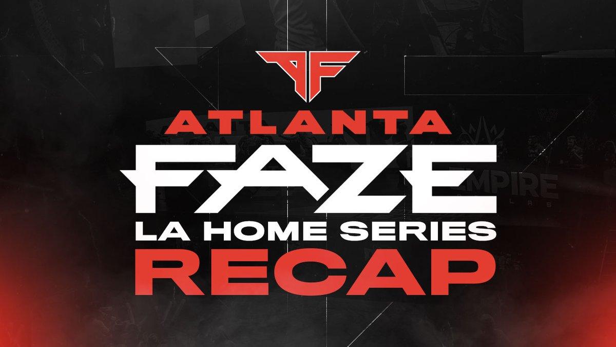 ATLANTA FAZE // LOS ANGELES HOME SERIES // RECAP #EZAF Watch on Youtube: youtu.be/4ns--0nInCI