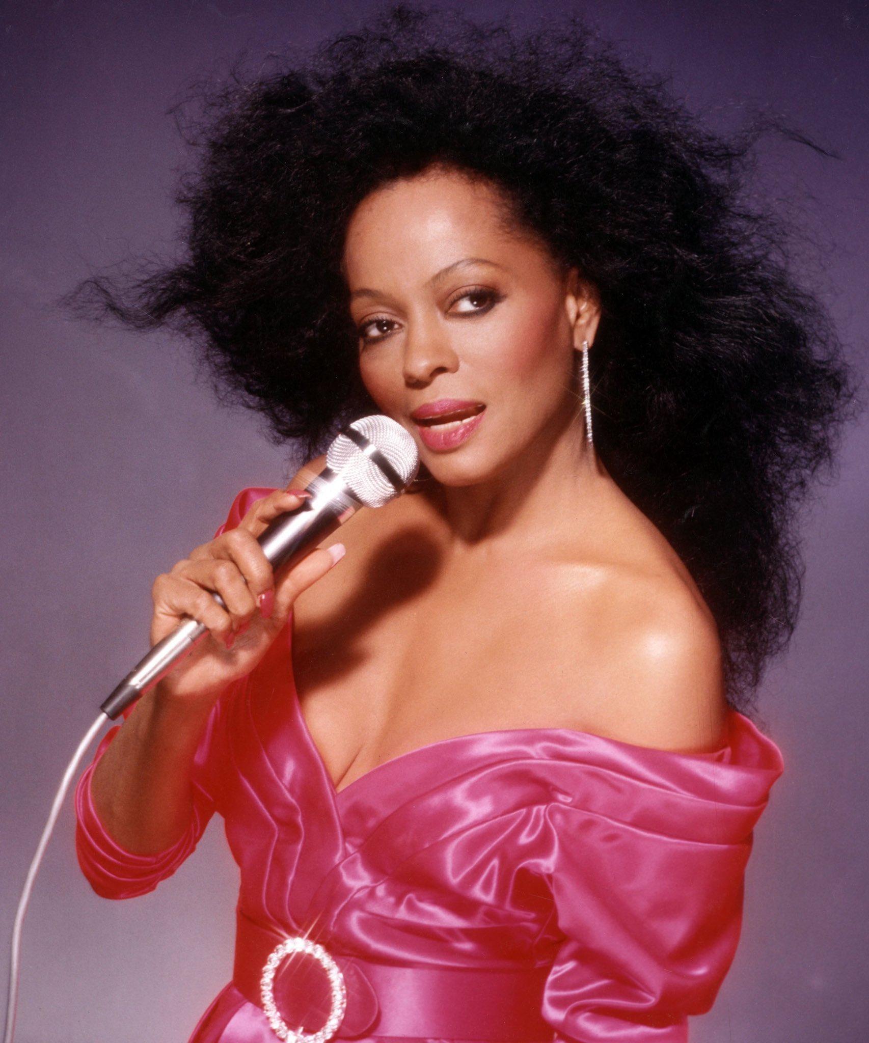 Happy Birthday to Ms. Diana Ross