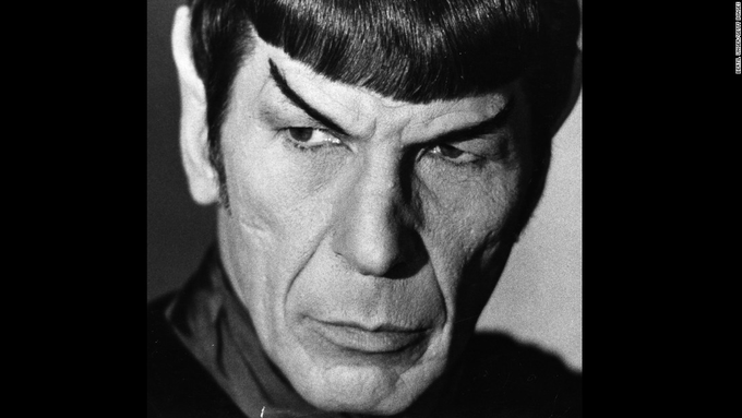 Happy birthday to Leonard Nimoy BOTD in 1931.