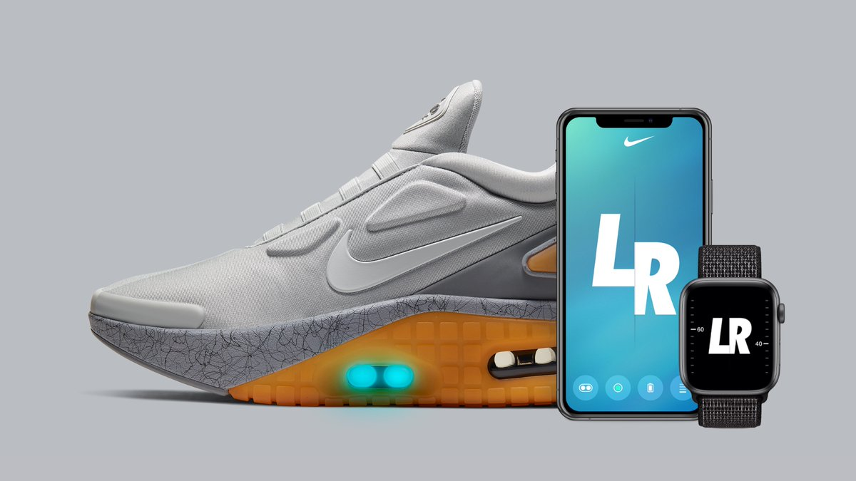 Nike Adapt officially joins the Air Max family: Nike Adapt Auto Max launches this spring in multiple colors & extends the Nike Adapt size range to smaller/larger shoe sizes. Happy #AirMaxDay, be well!news.nike.com/news/nike-adap…