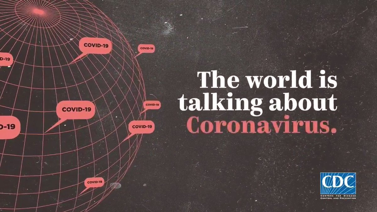 You can help slow the spread of coronavirus. By staying home, you can help save lives. Learn more at http://coronavirus.gov #AloneTogether