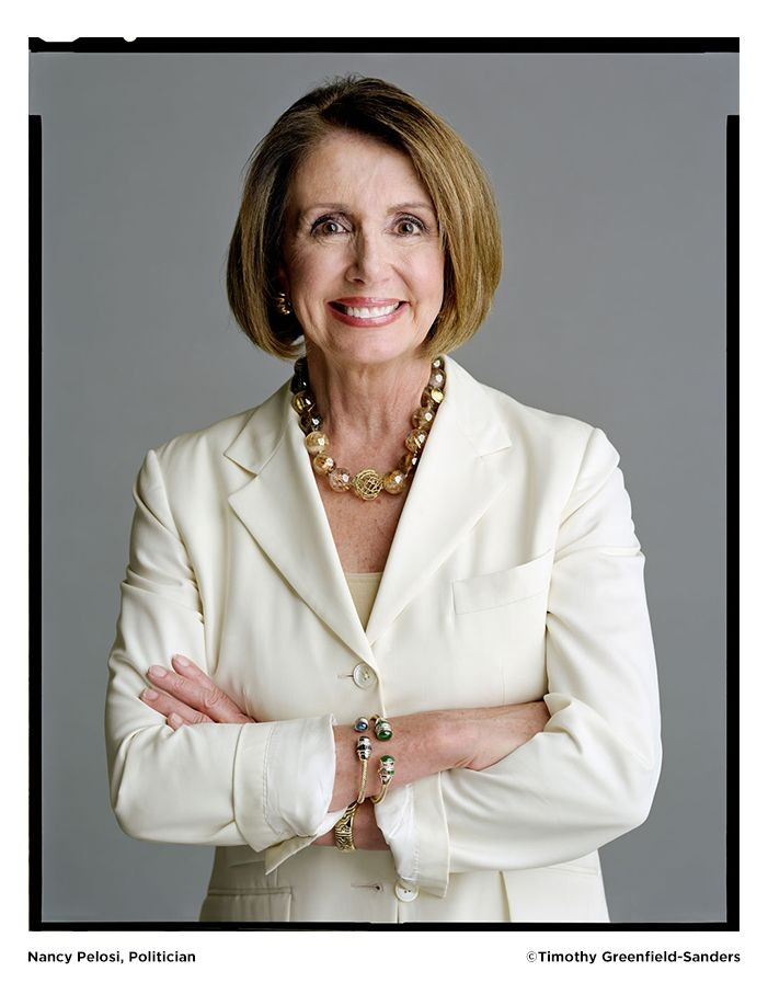 Happy 80th birthday Nancy Pelosi. Are you sure you are 80? Looking good.