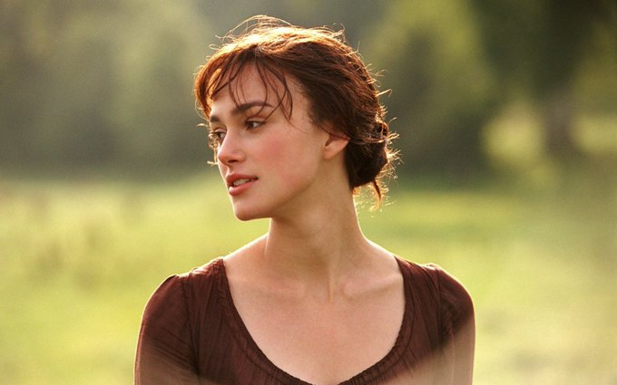 Happy birthday to the queen Keira knightley