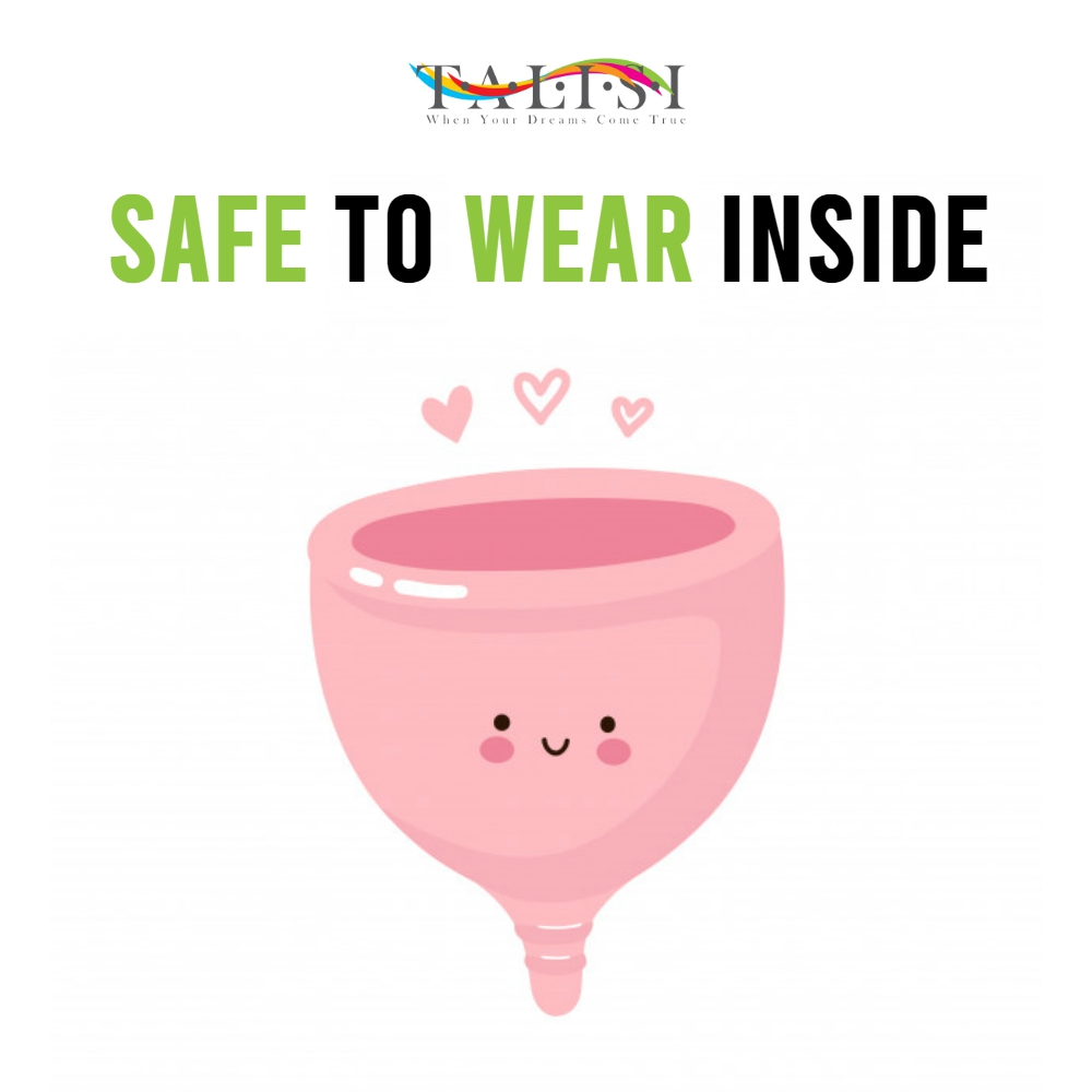 The Talisi Menstrual Cup is made from 100% medical grade silicone, and is completely safe to wear inside the body. __ Contact us http://www.talisi.us  #talisi #menstrualcups #menstrualcycle #feminine #hygiene #periodcup #periods #menstruation #womenshealth #periodproblempic.twitter.com/7D9O21NZr4