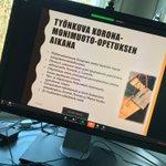 Image for the Tweet beginning: Ajankohtaistakin ajakohtaisempi #digierkohy & #edudigihy