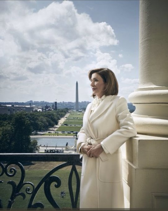 Happy Birthday Nancy Pelosi. You are light!  Keep overcoming!!!