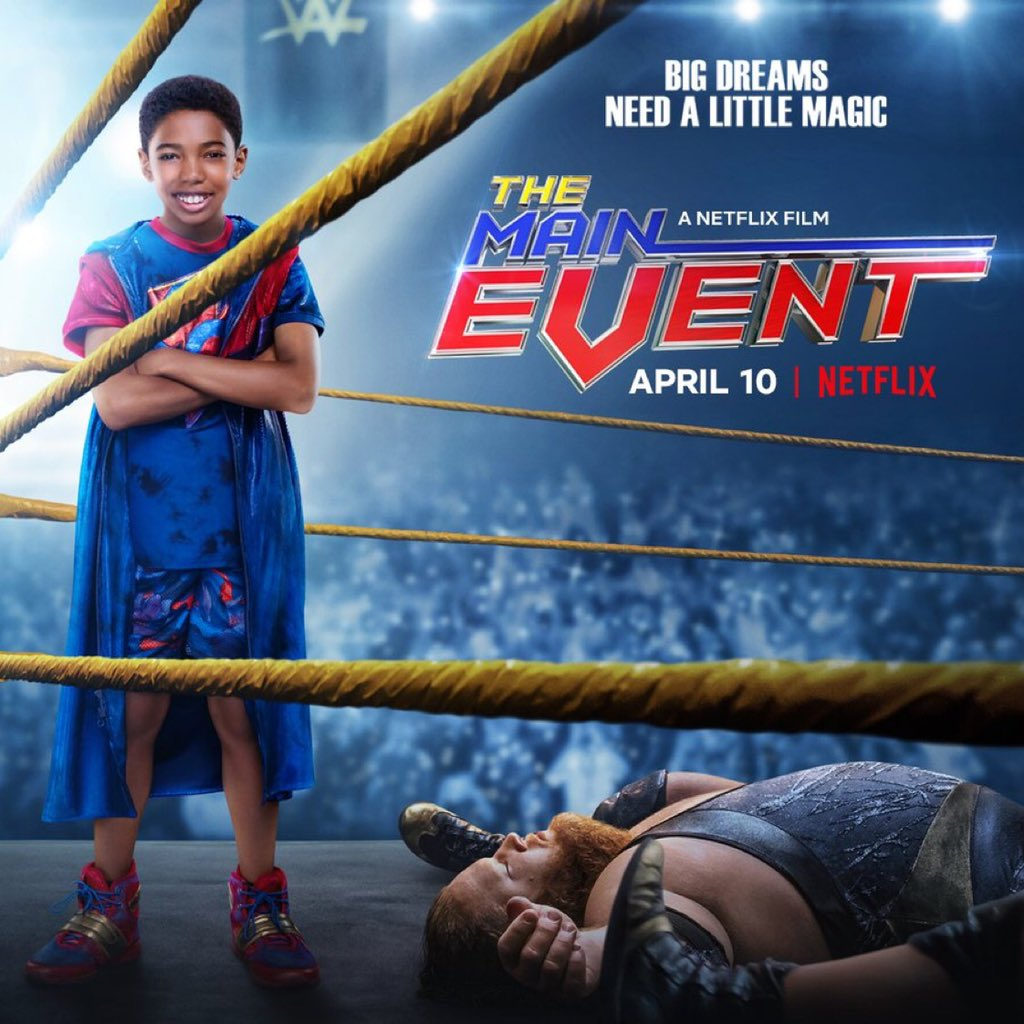 """WWE Stars Praise Working On Upcoming Netflix Movie """"The Main Event,"""" Trailer Drops Tomorrow"""