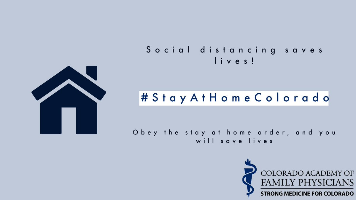 test Twitter Media - Please, everyone: #stayathomeColorado during #covid19colorado will save lives https://t.co/fy68gc1qCX