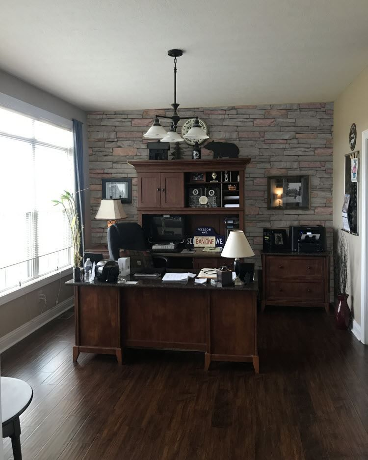 Thinking about spicing up your home office? Send us a picture of your project and we can create a visualizer! #Genstone #visualizer #DIY #yourway #FREEQUOTE #office #desk #lamps #home #keystone #tryitpic.twitter.com/o4HzLyk2L0