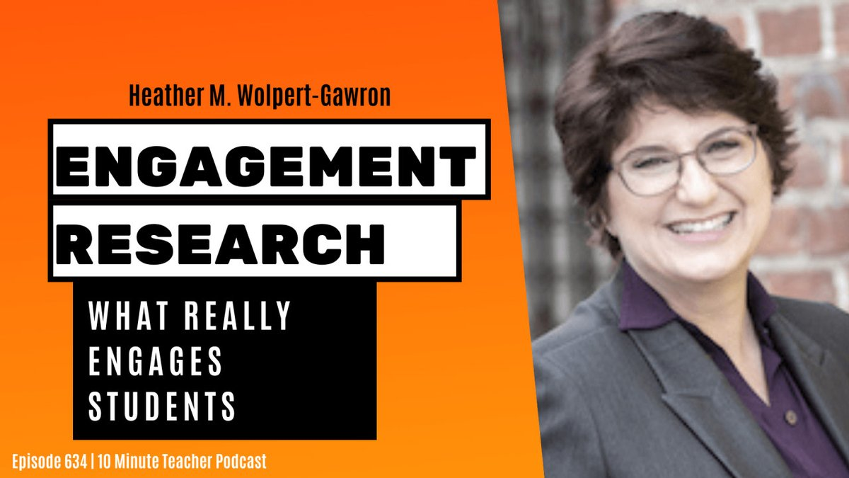 What Really Engages Students cctea.ch/2vfdzFE @tweenteacher #pbl #research #studentengagement