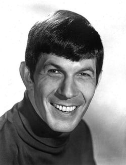 "Happy Birthday Remembrance to Leonard Nimoy ""Star Trek\""."
