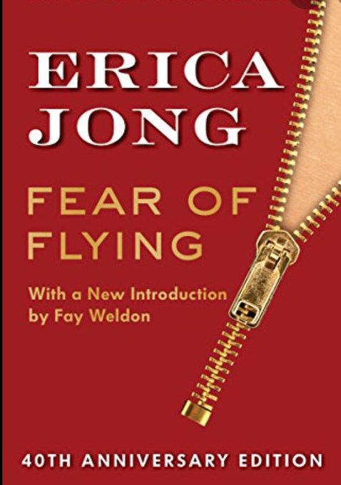 Happy birthday Erica Jong!
