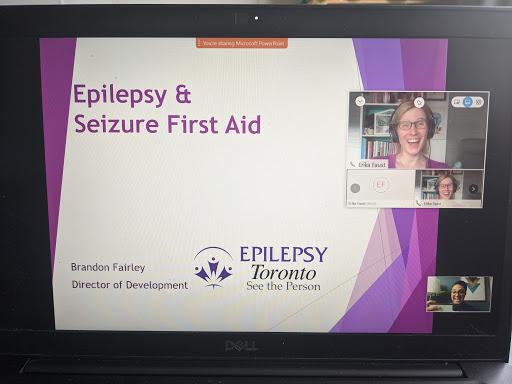 Thank you to the TD Assistive Technologies team for hosting an enterprise-wide training session on epilepsy today!  #PurpleDayTO  #AssistiveTechnologies  #EpilepsyAwareness  #PurpleDay2020