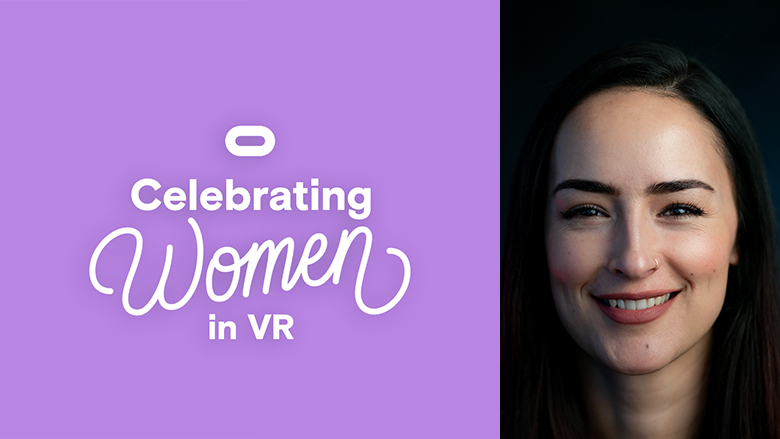 Our celebration of Women's History Month continues with @TurtleRock Producer Chloe Skew, who was part of the team that brought epic adventure RPG Journey of the Gods to Oculus Quest. //