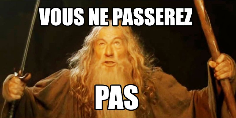 """VendrediLecture в Twitter: """"Vous ne passerez pas sans avoir ..."""