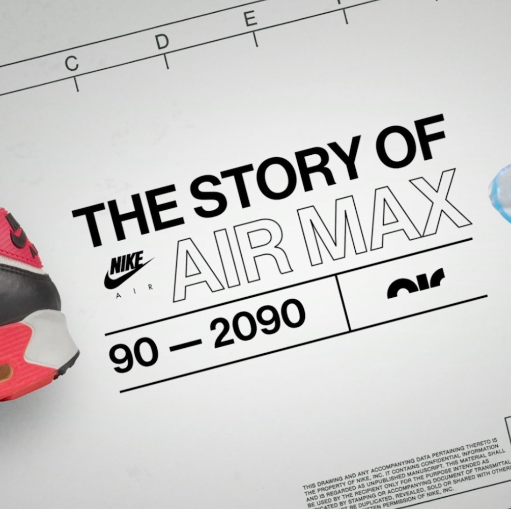 """The Story of Air Max: 90 to 2090"" is a film that tells the story of the shoes' rule-breaking ethos and universal impact on sneaker culture.   Watch now: https://t.co/RaLx2K6jq7 #AirMaxDay https://t.co/dQaU061ilM"