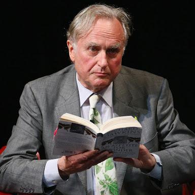 Happy birthday to you Richard Dawkins