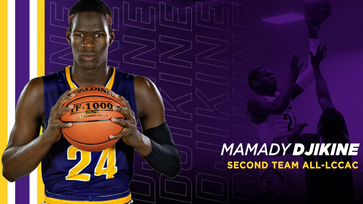 Mamady Djikine gave LSUE great flexibility as a stretch five that can dominate both under the rim and from downtown.  The team's leading rebounder earns 2nd-team All-LCCAC   HIGHLIGHTS: http://www.hudl.com/v/2D5RsS  #GeauxBengals #EarnYourStripespic.twitter.com/tQ13KCxVW1