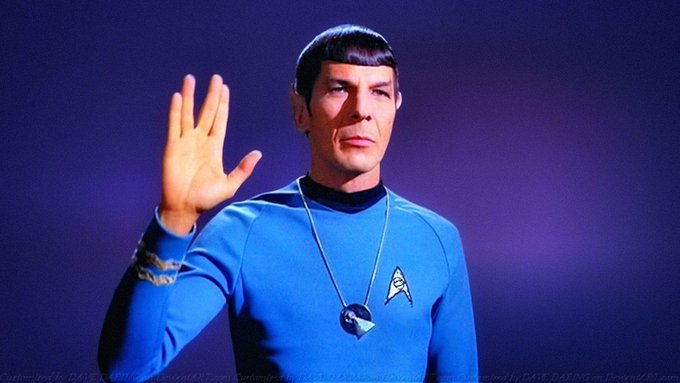 Happy on what would have been Leonard Nimoy s 89th birthday!