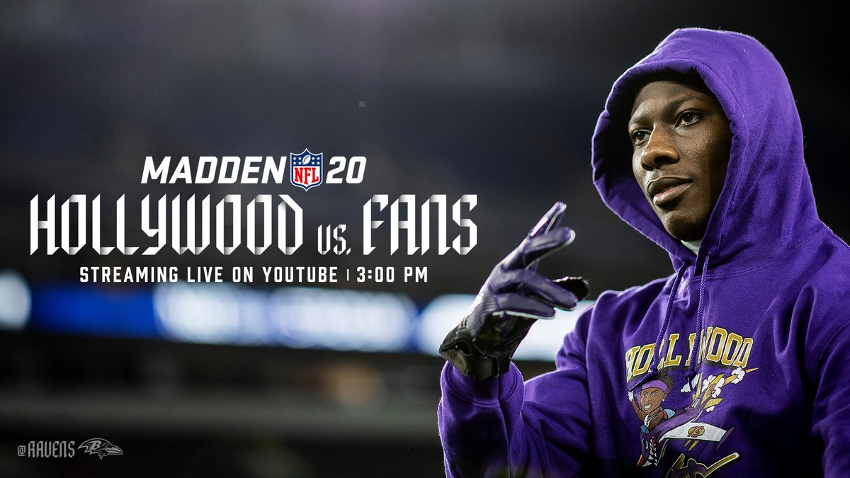 Watch @Primetime_jet challenge fans in @EAMaddenNFL right NOW‼️ 📺: youtube.com/watch?v=7hJ-c0…