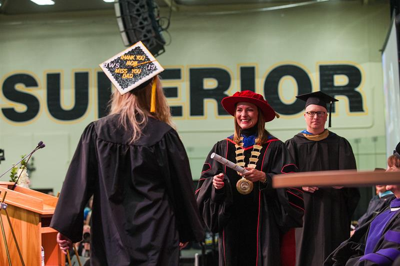 Class of 2020: We heard how much you would miss an in-person commencement ceremony & you certainly deserve it, so we've made new plans. There will be an in-person ceremony on Saturday, Dec. 19. We can't wait to celebrate YOU! �� #TogetherWithYou https://t.co/I7KyL95lmo